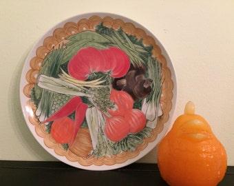 FRANCI VILLA VANILLA Palm Beach Platter by Taste Seller Sigma Made In Japan Vegetables Le Barbeque at Modern Logic
