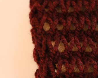 The Smooth DropStitch Cowl