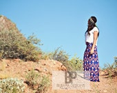 Boho Maxi Skirt ON SALE