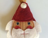 Handmade Christmas Decoration Santa