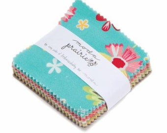 Prairie Mini Charm Pack by Cory Yoder of Little Miss Shabby for Moda Fabrics