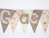Customised bunting, personalised bunting, name bunting,