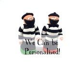Custom Personalized Catan Robber Token Gift