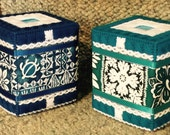 FABRIC Tissue Box Cover