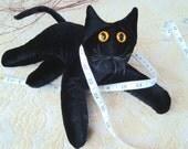 Black Velvet Cat / Kuro Neko