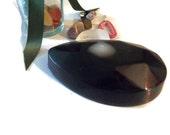 Crystal Gemstone Soap   Manifesting Soap   Intention Soap   Gemstone Soap Bar   Glycerin Soap   Aromatherapy Soap   Gemstone Healing Soap