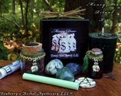 """MONEY DRAW Focused Power """"Conjure"""" Spellcraeft Kit For Rituals Of Prosperity, Abundance, Attract What You Seek, Create Awesome Magick!™"""