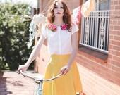 Miss Ithaca Skirt - Handmade by Alice