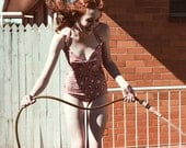 Miss Daydream Swimsuit - Original Print by Alice
