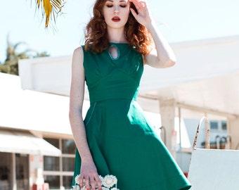 Miss Daintree Dress - Handmade by Alice
