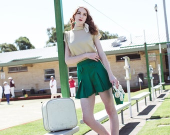 Miss Brighton Shorts - Handmade by Alice