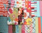 Urban Chiks Summer in the City moda fabric 29 FQ* Set -Almost- the complete collection Please Read