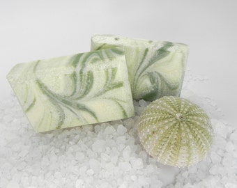 Lemon Salt Bar  Lemon Soap  Lemon Spa Bar