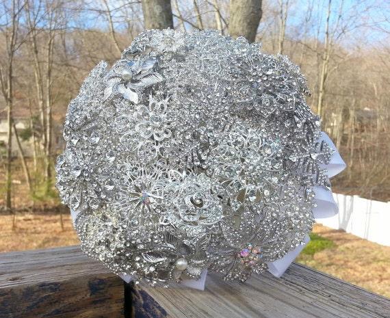 DIY Brooch Bouquet Kit Broach Bouquet Kit Wedding Bouquet