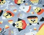 Candy Corn Halloween - Dog Bandana