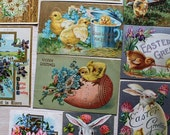 Antique Religious Easter Postcards