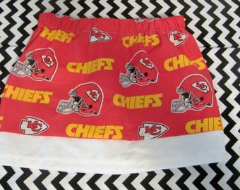 Chiefs Toddler Skirt