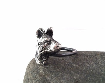 Mr. Fox Ring - Size 8