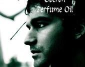 OBERON Perfume Oil -Teakwood, Oakmoss, Gaharu wood, Citrus, Oakwood Fire - Fantasy Perfume
