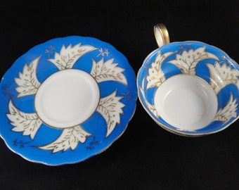 Demitasse Cup and Saucer Occupied Japan