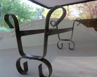 Metal Stand for Vintage Wood Sugar Molds