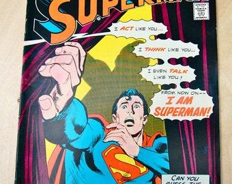 DC bronze age comic book. Superman. Vol. 37 #288. June 1975