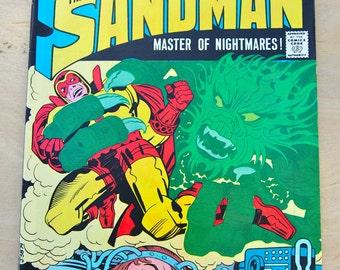 DC bronze age comic book. The Sandman. Vol 2 # 2 April 1975