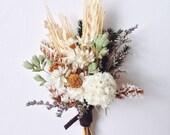 Meadowlark Boutonniere // Flower Boutonniere // Wheat Boutonniere