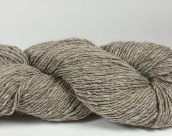 O-Wool Local, Fringetree, alpaca yarn.