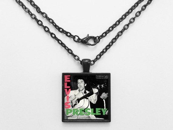 Elvis Presley - Elvis Presley Necklace OR Keychain