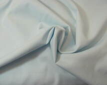 Pale Blue Imperial Batiste - Fabric by the Yard - Heirloom Sewing Supplies - Doll Dress Supplies