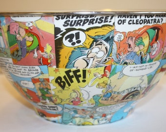 Asterix Popcorn Bowl