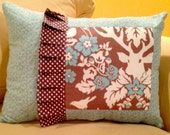 Reserved for Tara 12X17 inch  Joel Dewberry Antler Valley Pillow