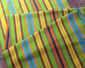 Guatemalan Fabric in Summertime Colors