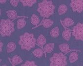 Eden - Henna in Amethyst by Tula Pink for Freespirit Fabrics