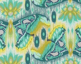 Eden - Atlas in Sapphire by Tula Pink for Freespirit Fabrics