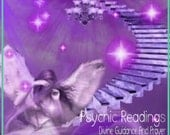 Psychic Spiritual Guidance - Email Reading  4 Questions Discussed