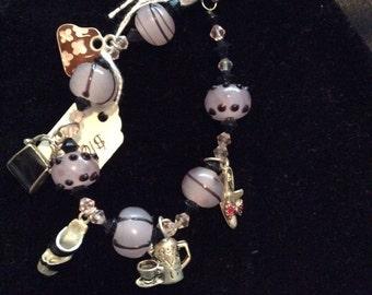 The Fashion Lovers Charm Bracelet