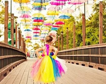 Dance Party Tutu Dress