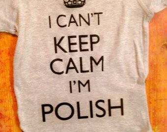 Poland ~Polish ~Polish Baby~ Poland Baby~I cant keep calm I'm Polish~Poland~dziecko