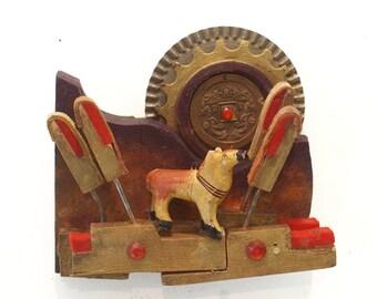Piano Hammer Art - Desert Dawg - Scott Rolfe