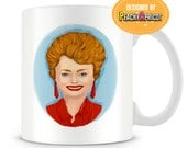 The Golden Girls - Blanche Devereaux Mug