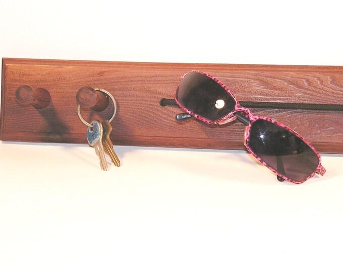 Sunglasses Eyeglass Rack Holder, Rustic Southwestern Decor, Housewarming Gift, Wedding Gift, Gift for Her, Gift for Him