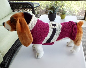 Dog Sweater Xmas Pet Gift Sale