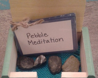 Pebble Meditation kit