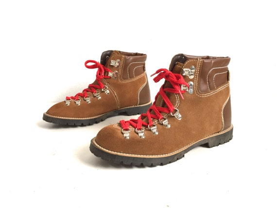 Perfect  50 00 Brown Leather Hair Style Leather Hiking Boots Chicorigins 50