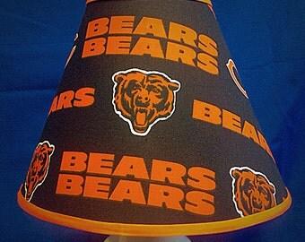 Bears Football Lamp Shade