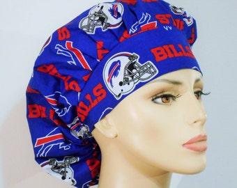Scrub Hats Buffalo Bills Bouffant Medical Buffalo Bills New York