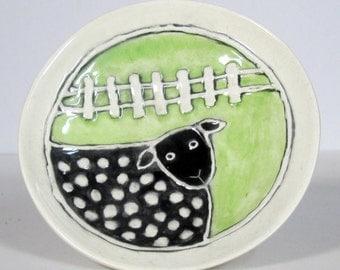 Sheep dish Ring dish  Ready to ship