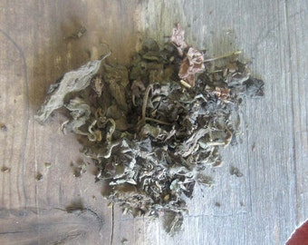 Patchouli - Wiccan herbs dried patchouli leaf witchcraft pagan herb magick occult supplies altar tools magic